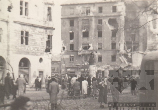 THM-BI-2017.4.1 - The 1956 Revolution and Freedom Fight in Üllői Street and in the area