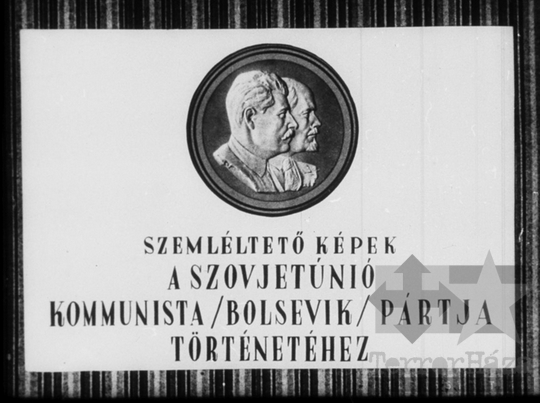 THM-DIA-2013.20.10.02 - Illustrations to the history of the Communist (Bolshevik) Party of the Soviet Union (1914-1917)